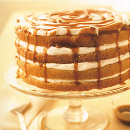 Caramel Cream Layer Cake Recipes — Dishmaps