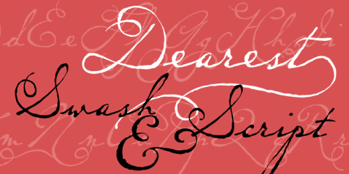 P22Dearest Font